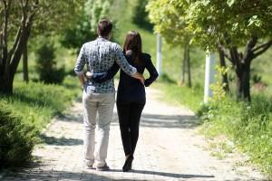 זוג בתחילת דרכו