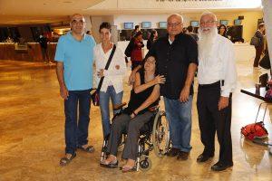 מתנדבים מאזור ירושלים בערב הוקרה למתנדבים